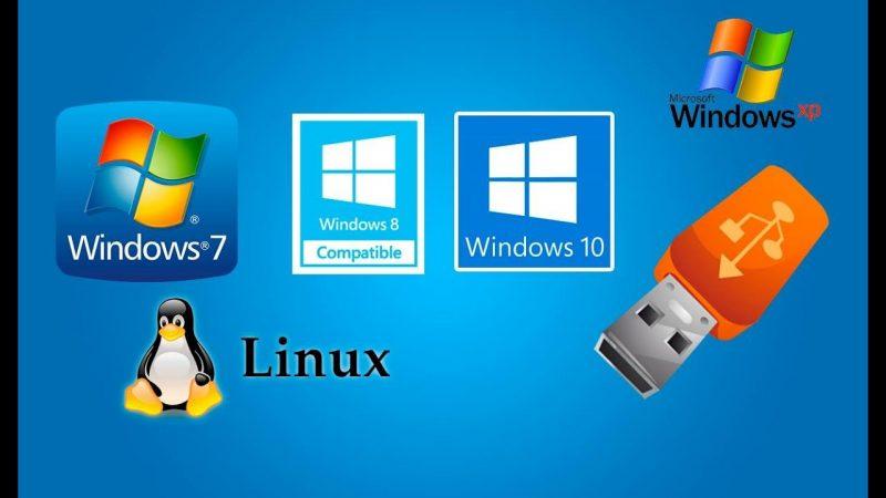 Crear un pen USB multiboot